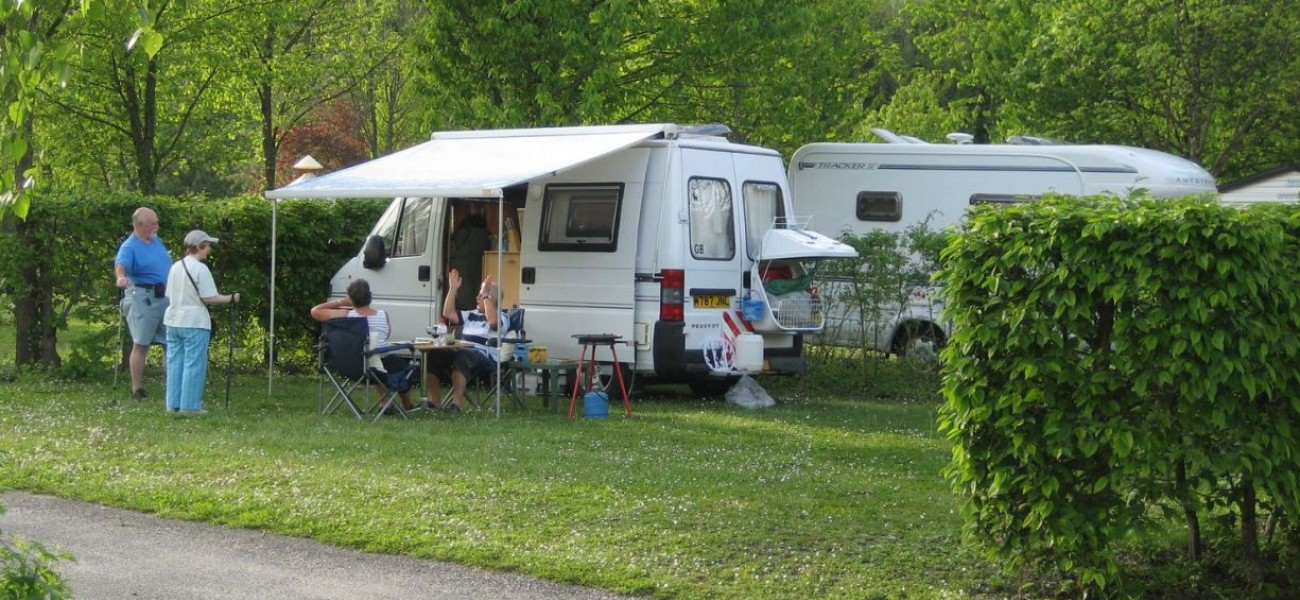 camping in the Alps - Camping pitches privileges