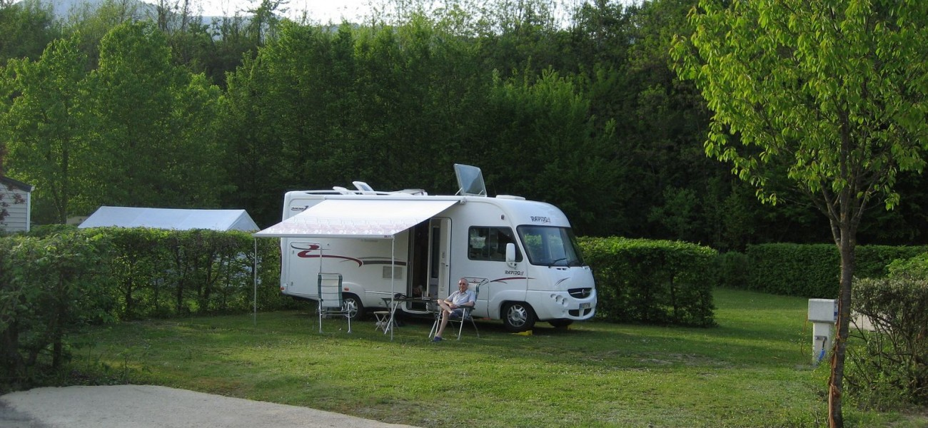 Our very great privilege location in the Alps